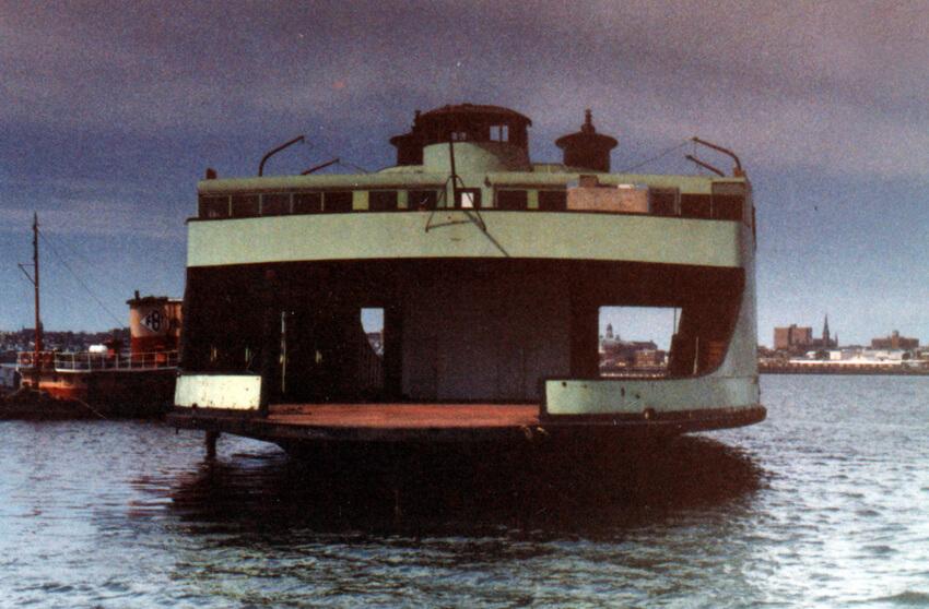 Her arrival in Portland in 1980